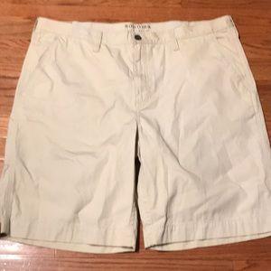 Carpenter /Cargo Shorts Sz 40 NWT Tan